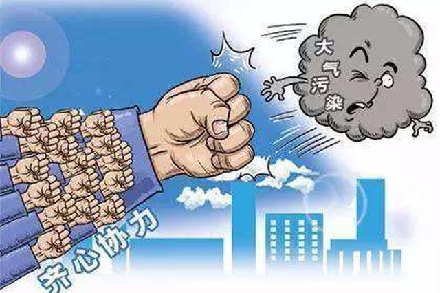 10月山西空氣質量排名靠后地方政府被集中約談