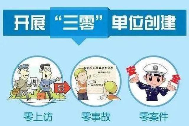 """临汾推进""""三零""""单位创建 共筑平安建设""""同心圆"""""""