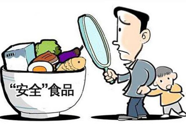 山西省市场监管局抽检1326批次食品 10批次没过关