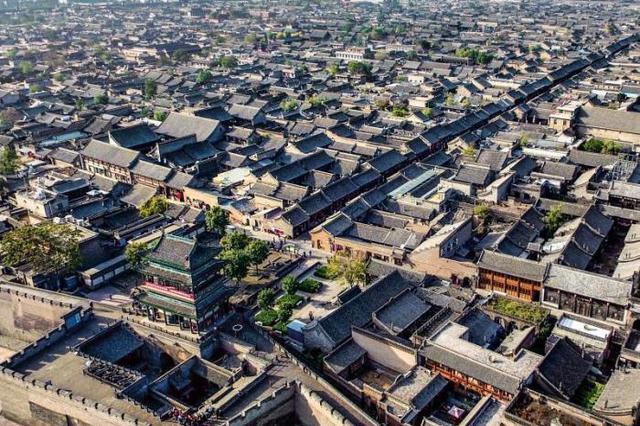 平遥古城景区连续11个月跻身中国5A景区百强榜前十