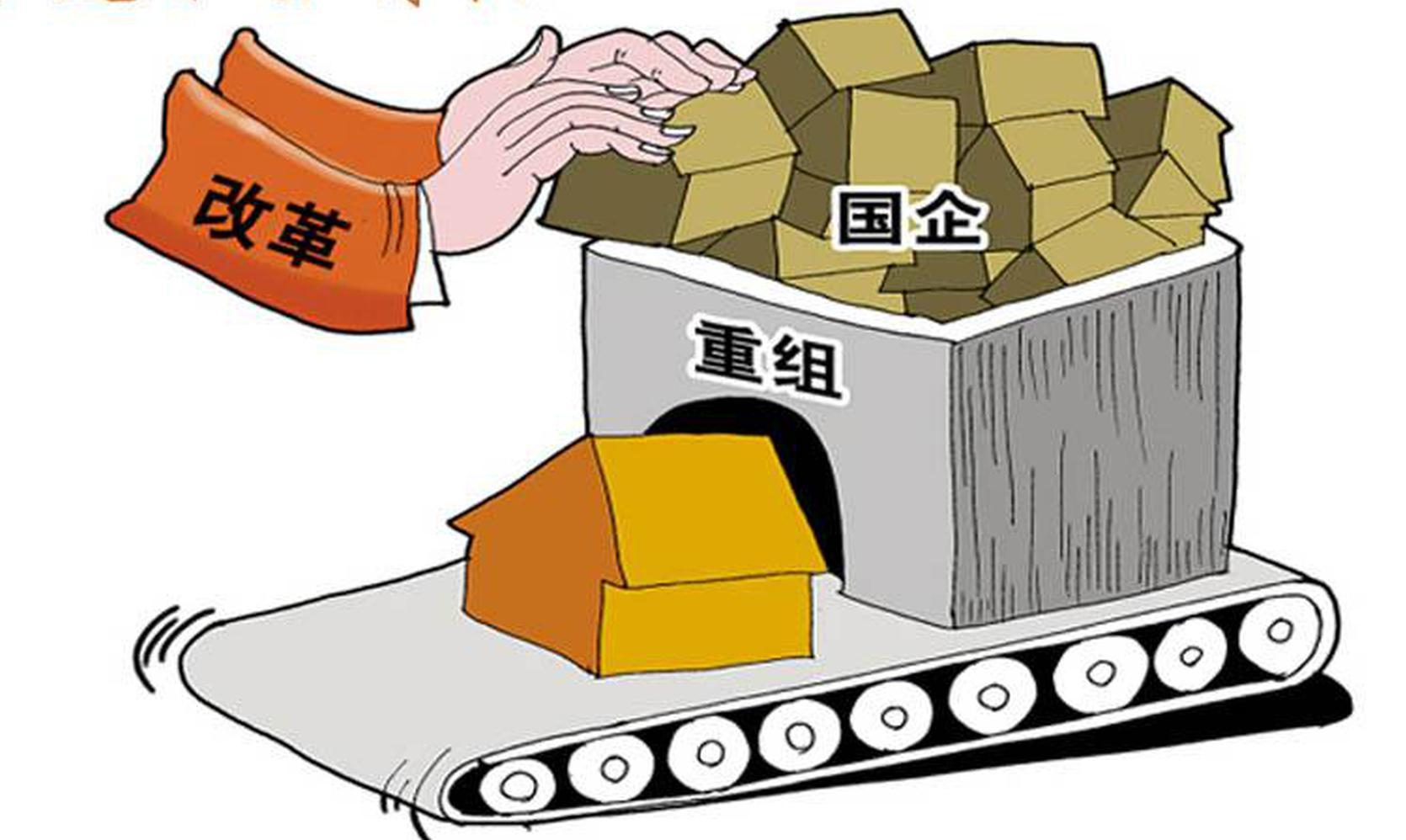 山西省属国企新一轮战略性重组基本收官