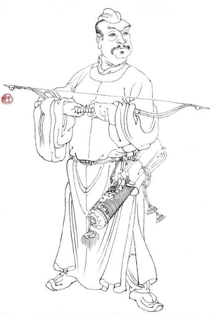 王诜 苏文画
