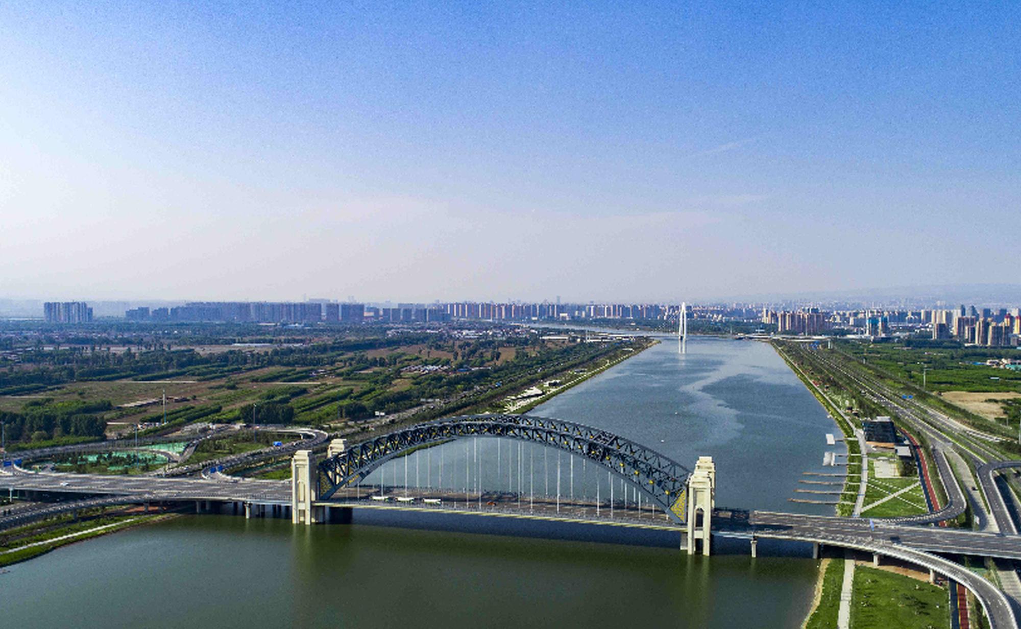 山西:汾河流域水环境质量持续改善