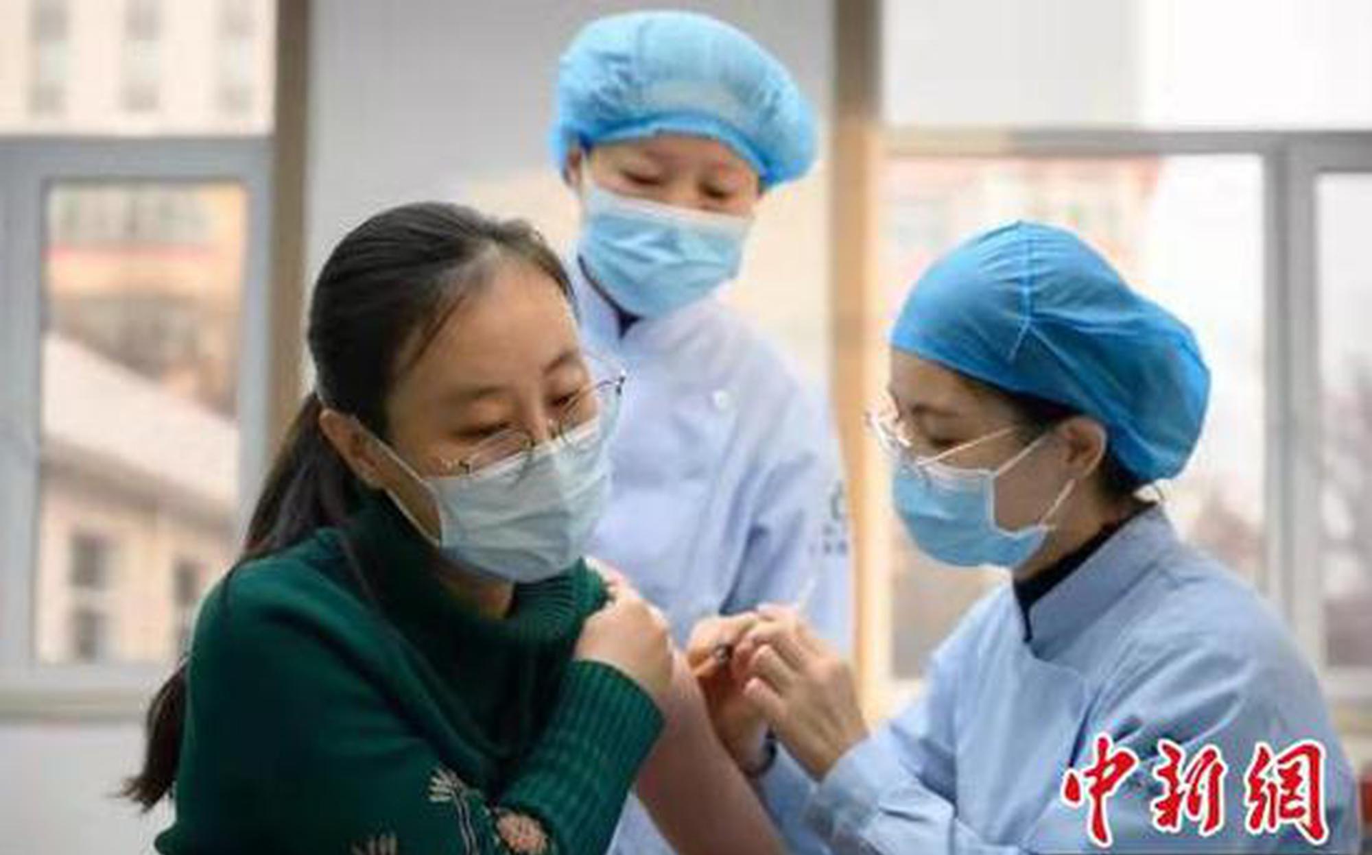 山西省新冠病毒疫苗接種點將增至2000個