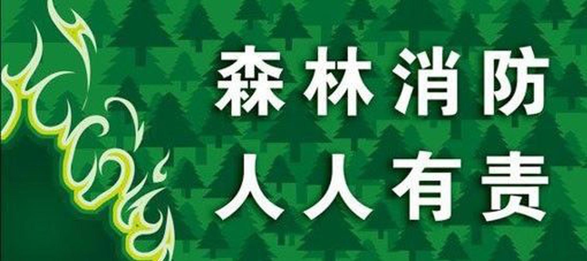 """太原要求秋冬季森林防灭火""""十到位"""""""
