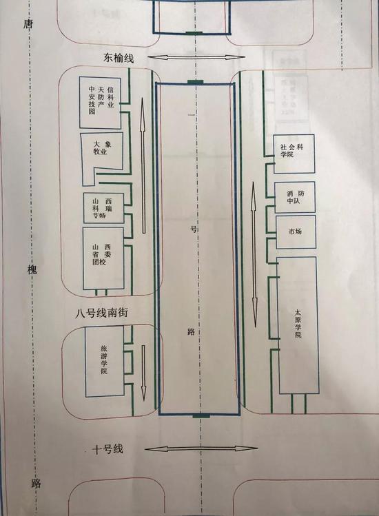 山西转型综改示范区一号路元旦开始施工