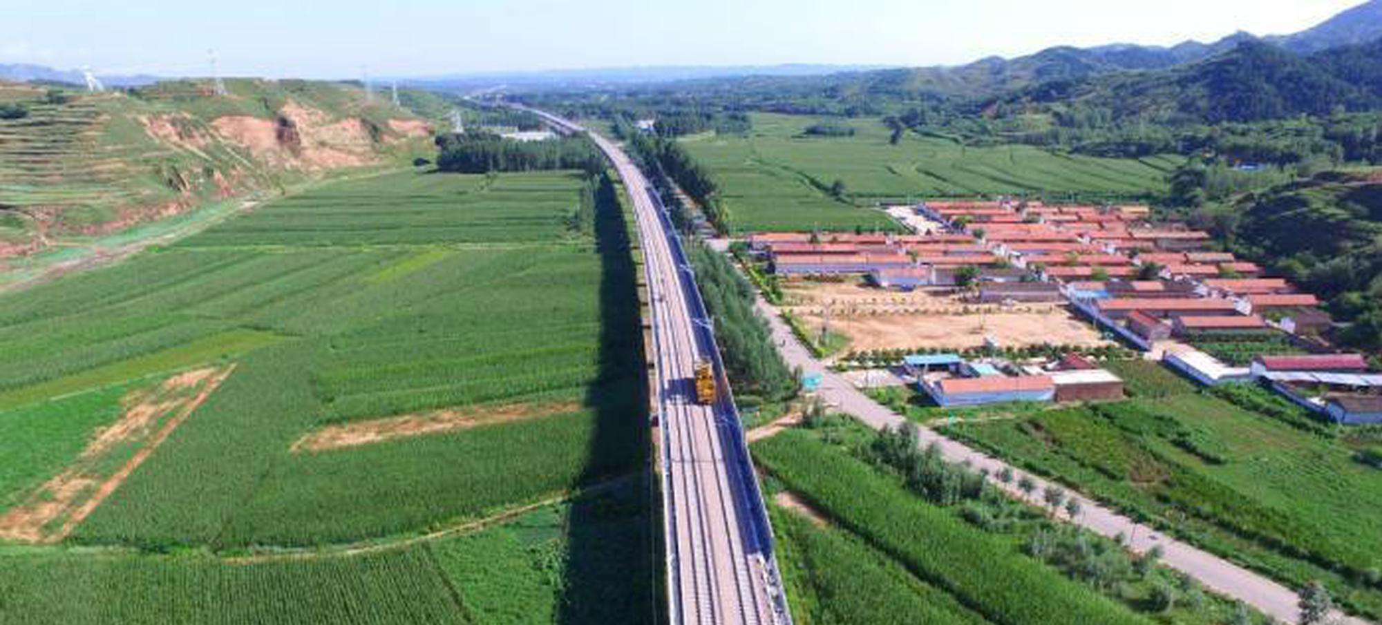 太焦高铁全线进入静态验收阶段 年底可望通车