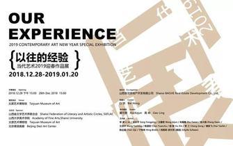 以往的经验——当代艺术2019迎春作品展