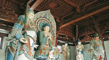太原最早寺院普光寺:千年古寺重现光彩