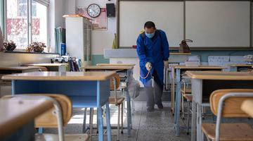 山西太原:多措并举备开学