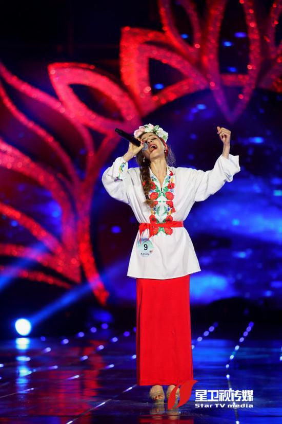 亚美尼亚选手Karina
