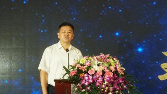 山西省旅发委副主任王琳发表重要讲话
