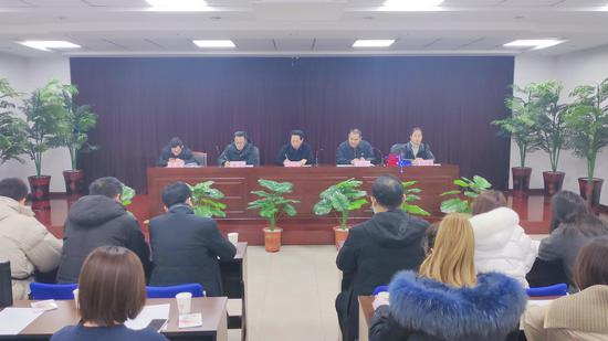 太原市消費者協會新聞專業委員會聘任大會現場