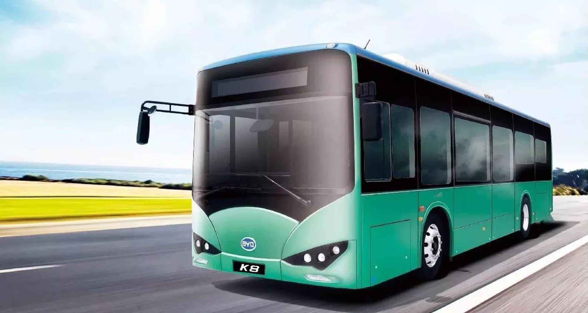 太原购置更新千余台纯电动公交车
