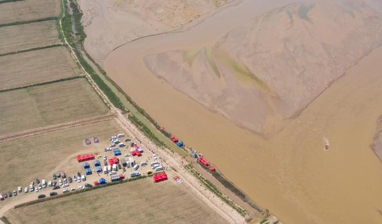 山西永济6名学生在黄河边游玩溺水