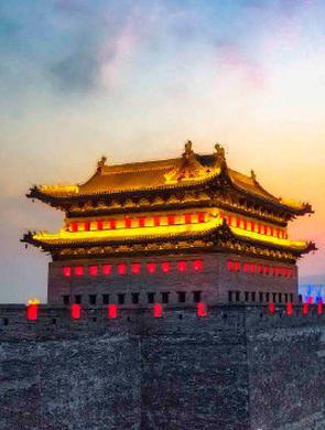 打卡太原古县城