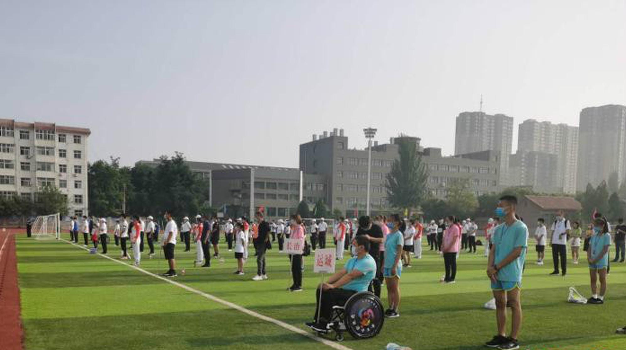 山西残疾人运动员分享参赛心愿:想尝试下 突破自己