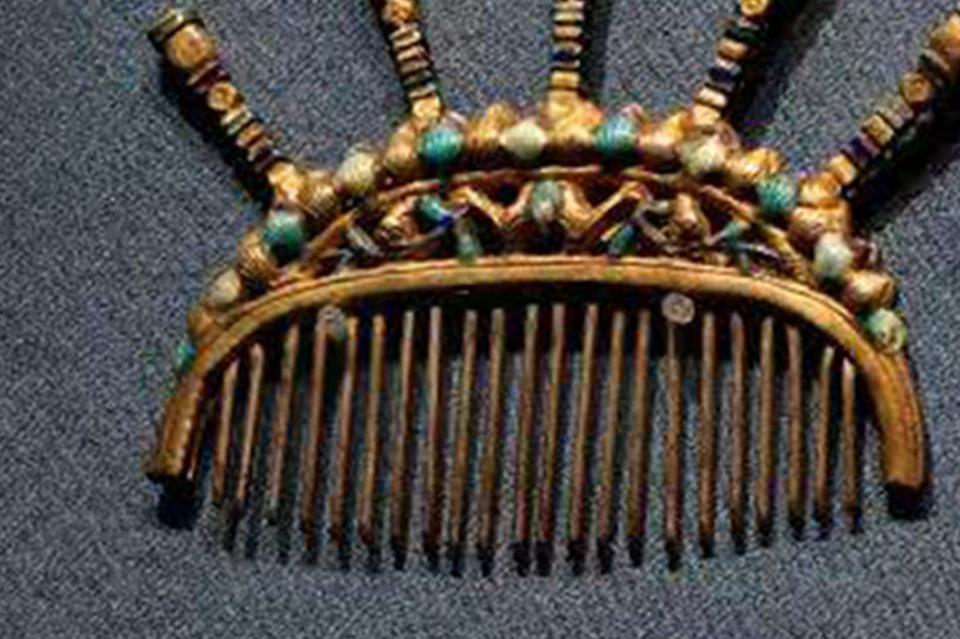 山西古代女子的银饰有多美