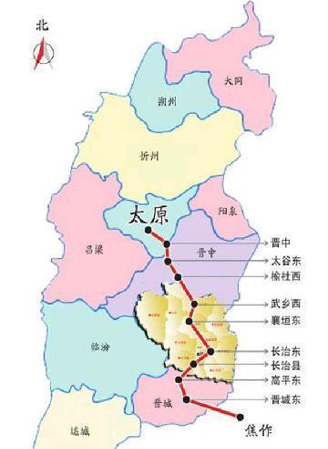 太郑高铁迎来开通倒计时 预计下月正式通车