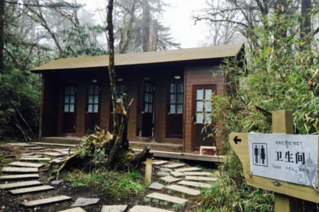 山西3年建成2420座旅游厕所 超过计划任务的21%