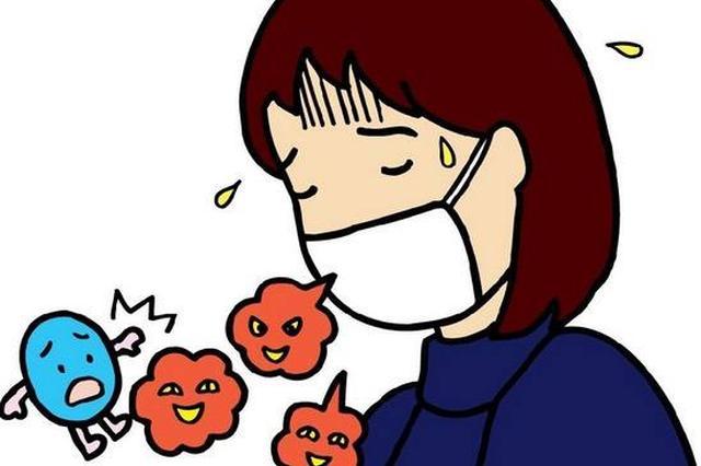 专家提醒数九寒天感冒咳嗽频发 预防隔离尤关键