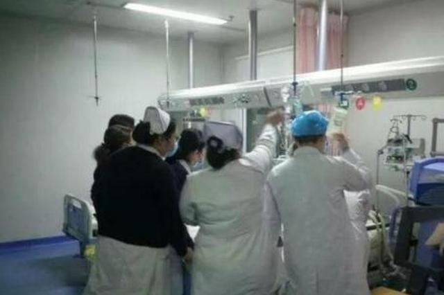 山西43岁医生查房时突发脑出血 经抢救无效离世