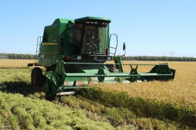 """山西大力推进""""1+6""""主要农作物生产全程机械化"""