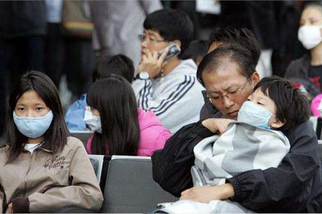 山西省疾控中心:今冬流感活动强度高于近几年