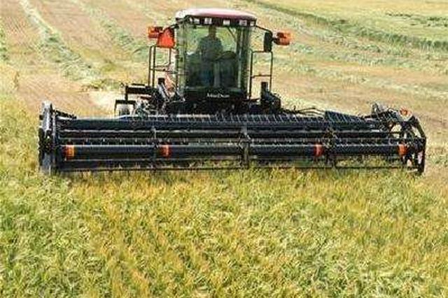 山西农机装备水平提升 农机装备结构进一步优化