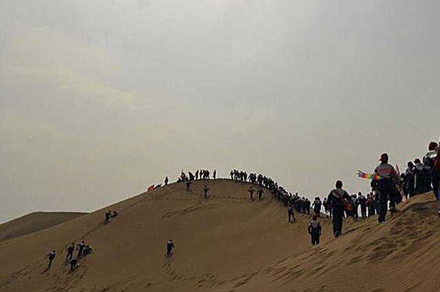 山西新增一处国家沙漠公园 目前12个正在试点建设