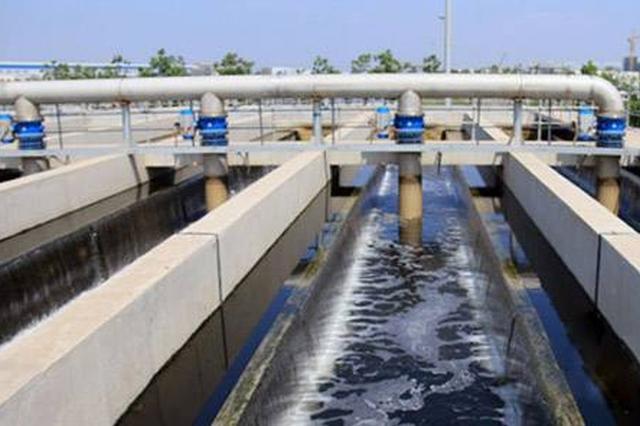 太原将开建汾东污水处理厂 设计规模为54万吨/日