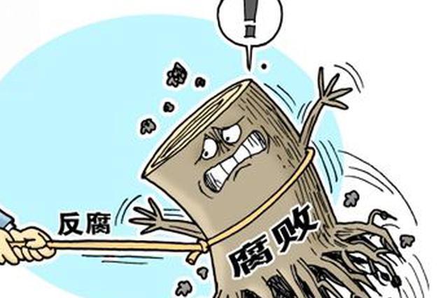 阳泉市政府原党组成员、副市长赵峰等2人被处分