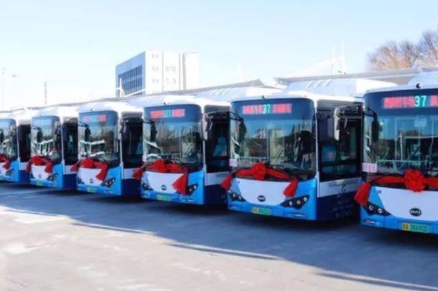 打造绿色交通 太原400辆电动公交车拟分批上路