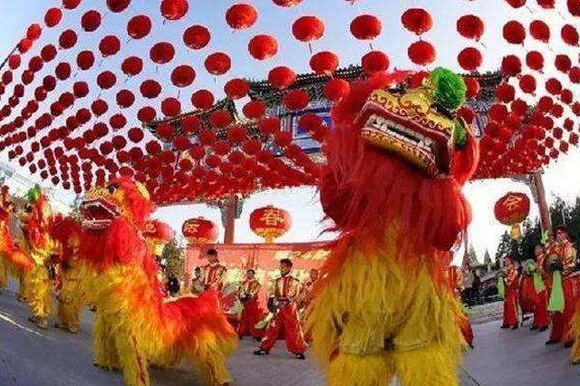 春节期间太原旅游收入19.44亿 同比增长19.41%