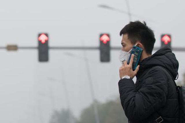 """重污染天气再""""访""""山西 官方密集发布天气调度令"""