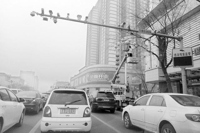 太原设禁鸣路段 设备测试中暂不处罚