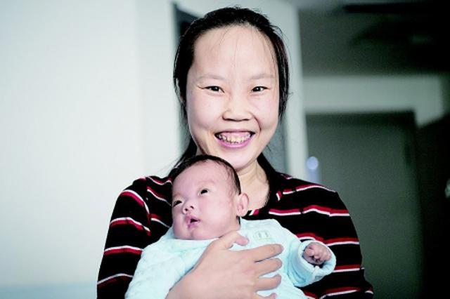 早出生100多天出生时仅790克 山西最小早产婴儿出院