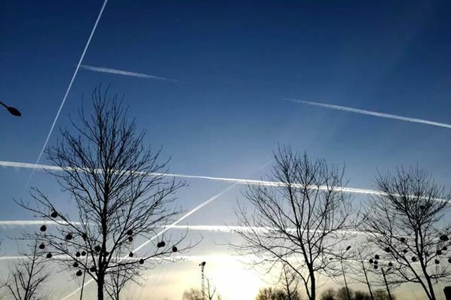 蓝天更多 去年10月以来太原重污染天数同比减少27天