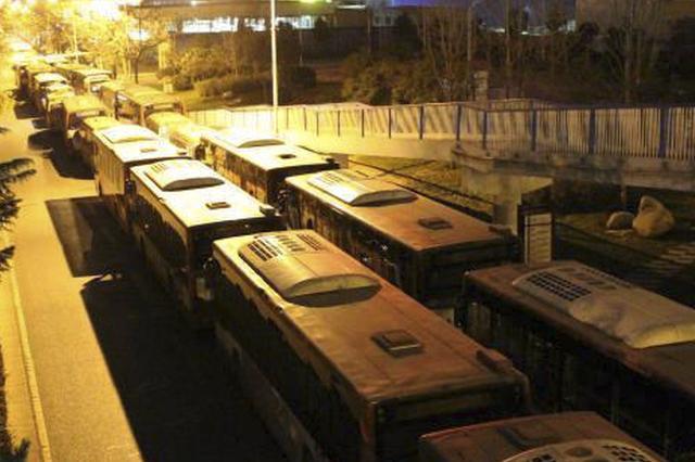 太原公交公布文明服务规范 对特需乘客不视而不见