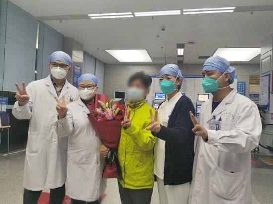 深圳新型冠状病毒感染肺炎患者新增2人出院!
