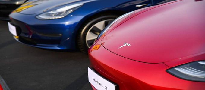 特斯拉官宣国产Model 3明起降价至30万以下