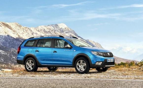 外观小改 Dacia Logan新车型官图发布