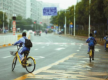深圳今年涉共享单车交通事故已致8人死亡