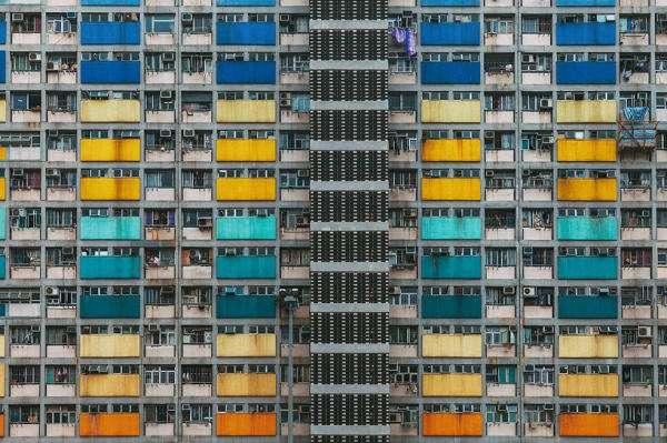 香港公屋轮候时间再创历史高位 回升至4.7年