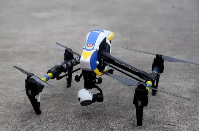 无人机将更广泛用于深圳警务 警方与大疆签合作协议