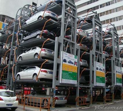 深圳拟建45处立体停车库 将吸引社会资本投资建设
