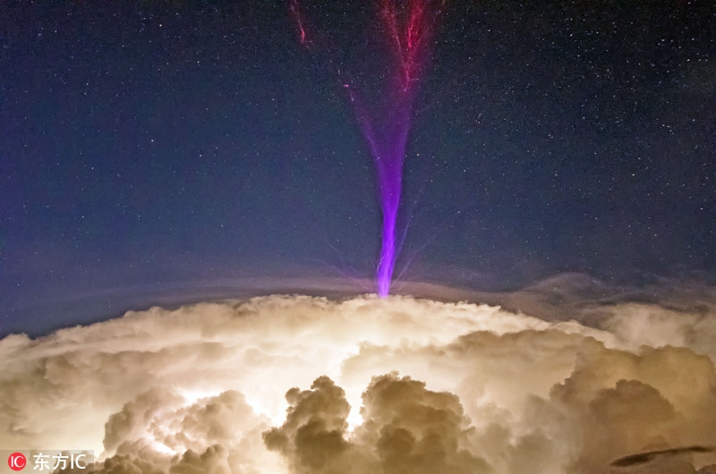 神奇自然的伟大馈赠 奇异天象图片