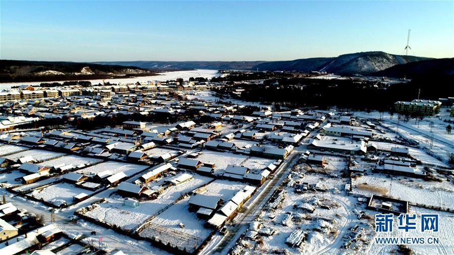 印象北极村:我国最北的村落