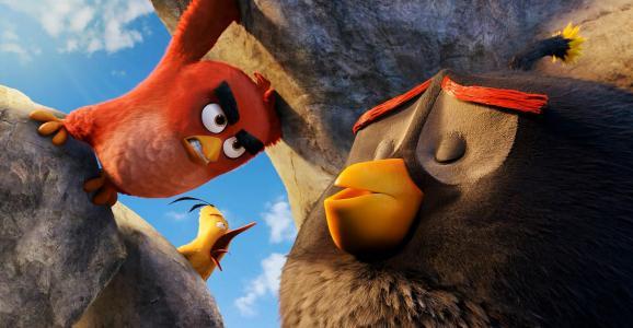 """耗时两年 独家授权 """"愤怒的小鸟""""来深欢乐开秀"""