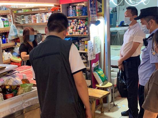 一男子少量多次盗窃超市 累计货值竟达14000余元
